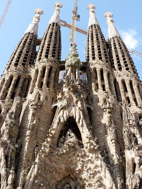 Sagrada Familia (cc) Craig Sunter