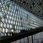 Harpa Centre Indoors