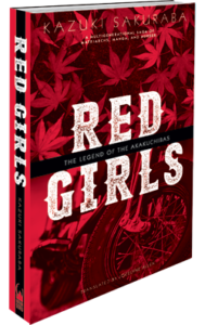 Red Girls book cover art