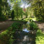 Balgonie Park river