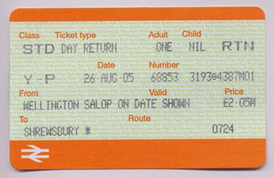British_rail_ticket_Wellington_Shrewsbury