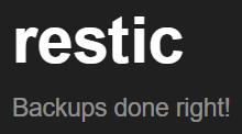 Restic